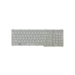 Клавиатура за Toshiba Satellite C650 C660 L650 L655 L670 L675 L670D L675D бяла