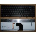 Клавиатура за Dell Vostro 3300 Backlit (с подсветка)